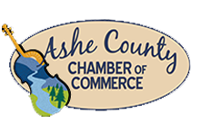 Ashe Chamber of Commerce logo