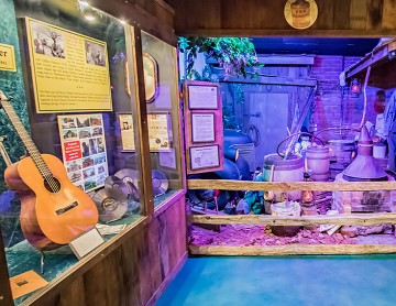 Moonshine & Music Exhibit