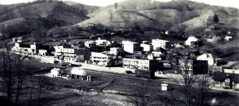 Downtown Lansing 1940s