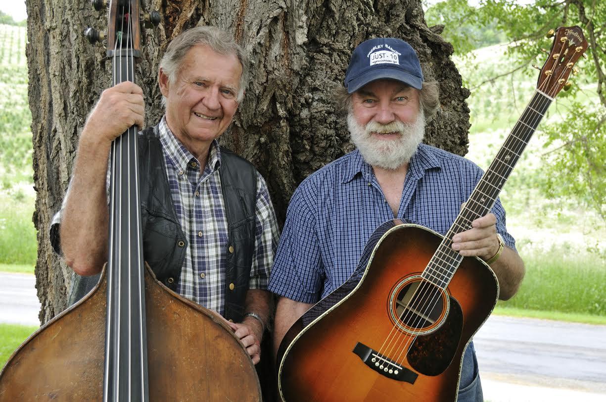 Wayne Henderson & Herb Key, Harrol's Pic fdea75a